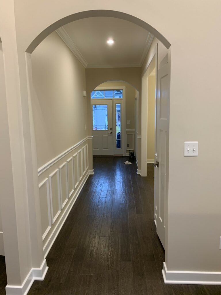 An interior paint job is an important part of your interior design, and something you want lasting a long time and looking good all the while.